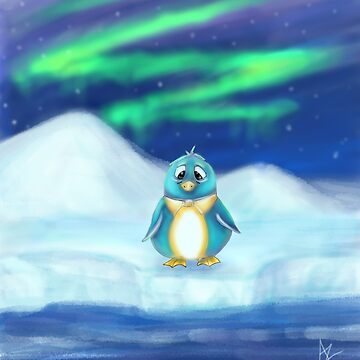 Penguin by Anthropolog