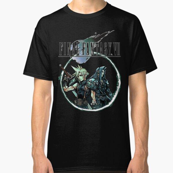 Final Fantasy VII - Cloud & Sephiroth Classic T-Shirt