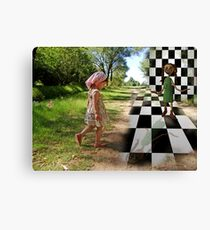 When Fantasy meets Reality... Canvas Print