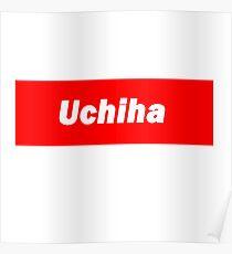 Uchiha Clan Logo Poster