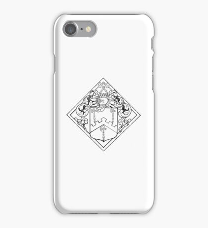 Family Crest 1 iPhone Case/Skin