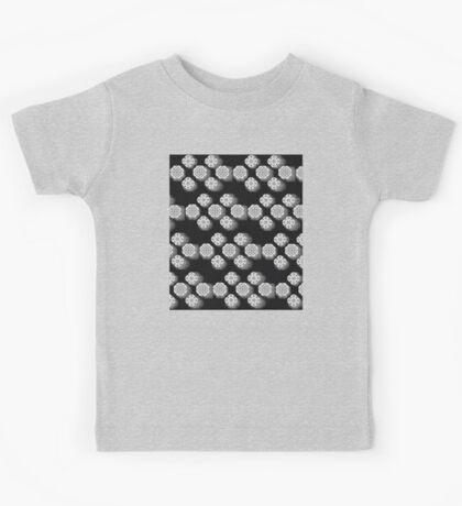 B&W Pattern Kids Clothes