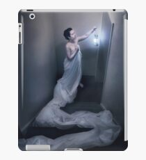 Who Goes There? iPad Case/Skin