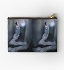 Who Goes There? Zipper Pouch