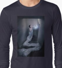 Who Goes There? Long Sleeve T-Shirt