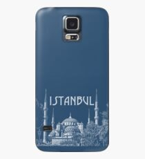 Blue Mosque 4 Case/Skin for Samsung Galaxy