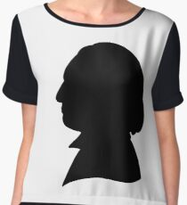 the first doctor Chiffon Top