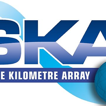 The New Square Kilometer Array Program Logo by Quatrosales