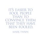 Fool people by Randy Coffey