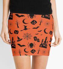 Halloween Cushion Mini Skirt
