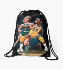 MAGIC VS BIRD Drawstring Bag