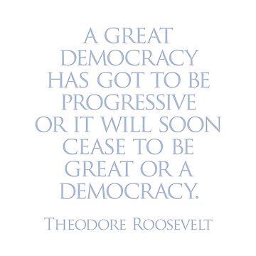 A great democracy by randycoffey