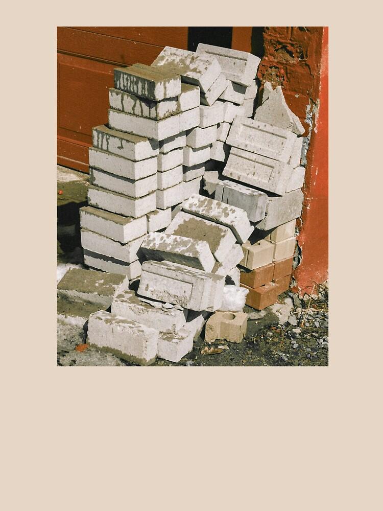Straßenfotografie Brick von williamhoude