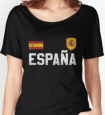 Espana Women's Relaxed Fit T-Shirt
