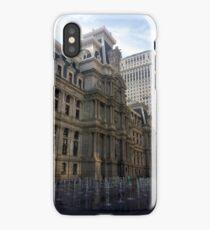 Dillworth Plaza Center City Philadelphia iPhone Case/Skin
