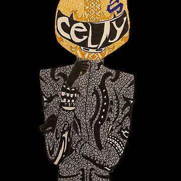 celty sturluson  by Debo05