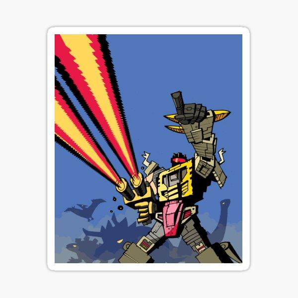 Grimlock Leader Sticker