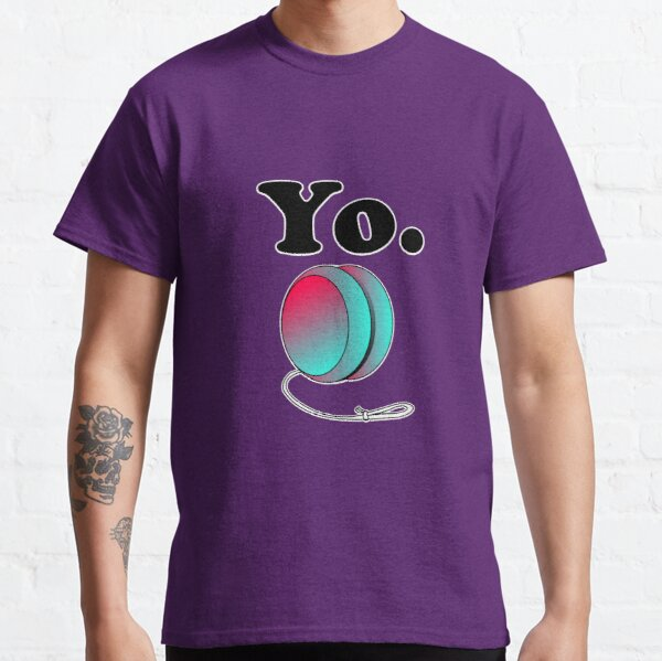 Yo. Classic T-Shirt
