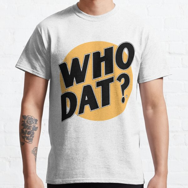 Who Dat? 1983 Classic T-Shirt