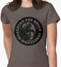 the brian jonestown massacre Women's Fitted T-Shirt