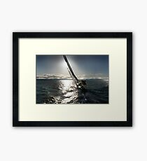 Smokin Eternal Essence Framed Print