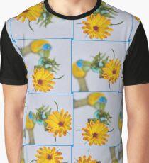 Marigold Ballerina Graphic T-Shirt