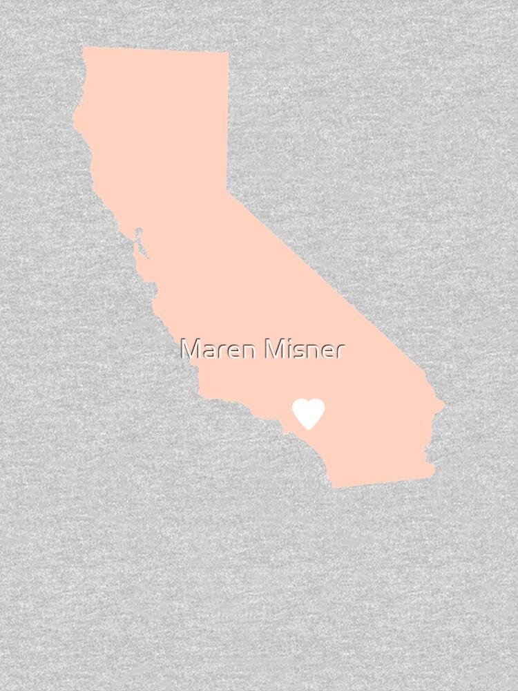 SoCal California Peach de marenmisner