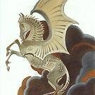 Dragon Horse by Unita-N