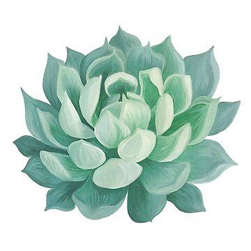 succulent by emielpit5