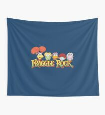 Fraggle Rock Fraggles Comic Cartoon 80s Muppets 1980s Wall Tapestry