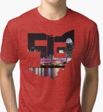 a273d964 Cincinnati 513 Tri-blend T-Shirt