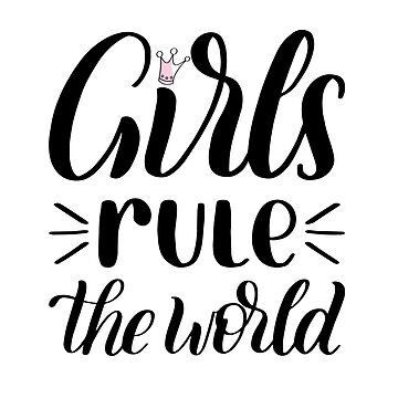 Girls rule the world by PCollection