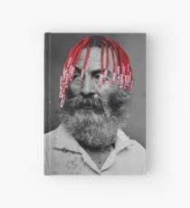 Lil Maverick Walt Whitman Hardcover Journal