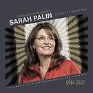 Alaska Senator Sarah Palin 2022 by morningdance