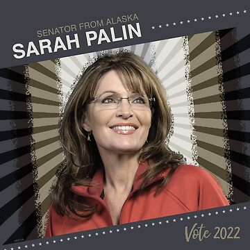 Alaska Senator Sarah Palin 2022 by morningdance