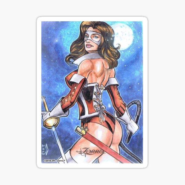 Lady Rawhide™ Sticker