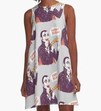 Vampizza A-Line Dress