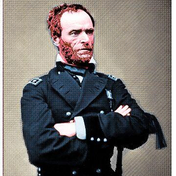 William Tecumseh Sherman by timothybeighton