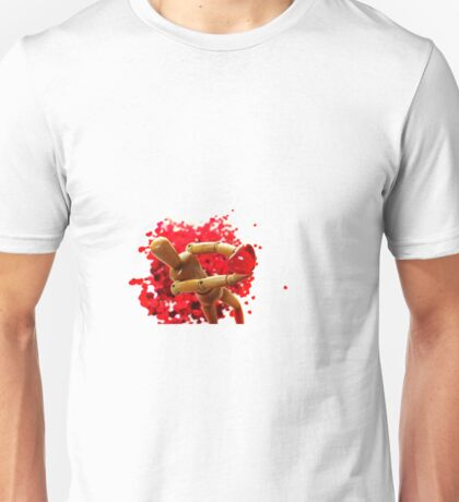 T-shirt: For I don't have a wooden heart T-Shirt