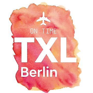 TXL Berlin airport by Aviators