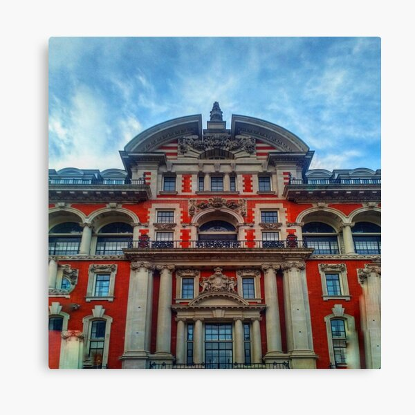 Gorgeous Architecture in London Canvas Print