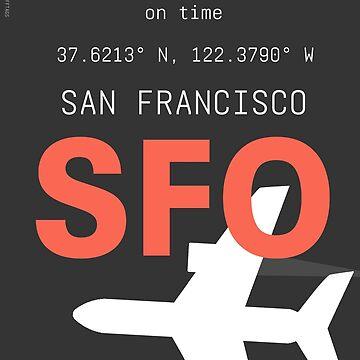 SFO California by Aviators
