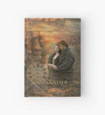 Cuaderno de tapa dura Collage de Outlander