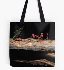 Working ants ... Tote Bag