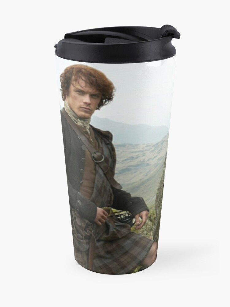 Alternate view of I'll have a Scot on the Rocks!  Travel Mug