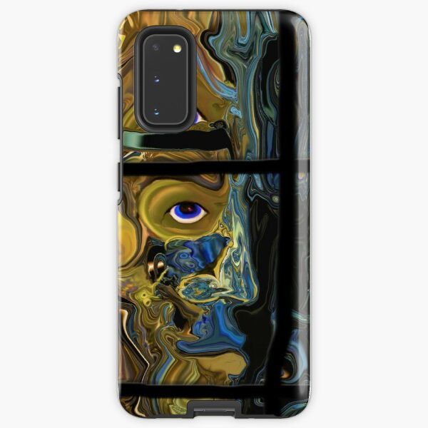 Spiritual Warrior Samsung Galaxy Tough Case