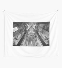 Barcelona Cathedral Wall Tapestry