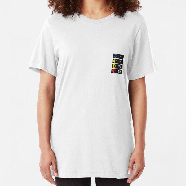 Reflex Item Timers Slim Fit T-Shirt