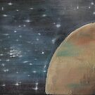 Space painting by AndiPi