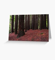 Silent Giants Greeting Card